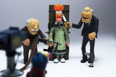 The Muppets in a hostage situation