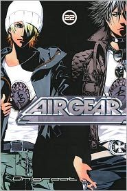 'Air Gear 22' by Oh!Great