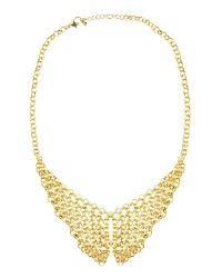 Link Chain Collar Necklace www.stylestreet.in