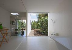 House In The Garden - http://www.archilovers.com/teams/574583/yamazaki-kentaro-design-workshop.html
