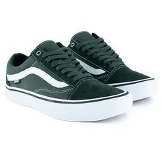 2c1c1bb2be5a Vans Old Skool Pro Rosin White Skate Shoes