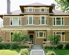 www.exterior house colors | color chemistry and house paint