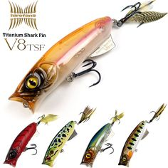 Find More Fishing Lures Information about High Quality Floating Poppers Fishing Lure,8CM/12g Topwater Hard Isca Artificial lures Iscas Pesca Swim bait Popper For Bass,High Quality lure set,China popper fishing lure Suppliers, Cheap lure sale from JuBao Trading Company on Aliexpress.com