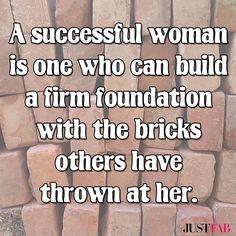 successful women...