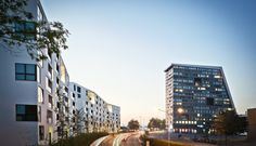 Wohnüberbauung Schutzengel Zug// by Leutwyler architects