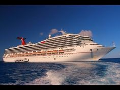 Carnival Glory secret places and features