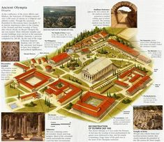 Ancient Olympia - Reconstruction
