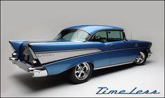 Gorgeous 57 Chevy