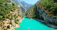 picnic spots in south of france and gorges verdon