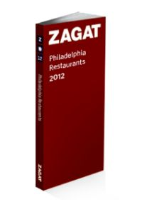 Zagat Philadelphia Restaurants 2012