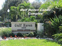Gulf Haven Condominiums on Siesta Key Beach