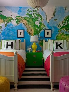 Campaign Kids: 6 Rooms Rocking the Campaign Dresser With Style | Apartment Therapy
