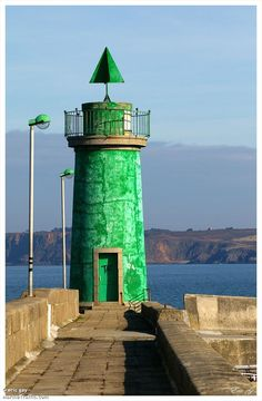 #Lighthouse - Camaret sur Mer - #France http://dennisharper.lnf.com/