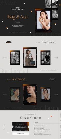 Event Landing Page, Event Page, Web Design, Graphic Design Trends, Web Layout, Layout Design, Facon, Promotion, Branding Design