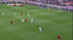 Jack Wilshere fires in his second goal for England against Slovenia. What a shot! Jack Wilshere, Gif Of The Day, Goal, Soccer, England, Futbol, European Football, European Soccer, Football