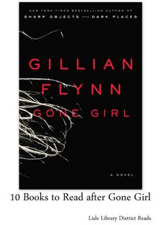 What Should I Read After Gone Girl?