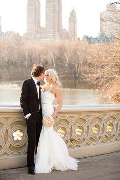Central Park Wedding from Katelyn James