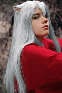Image uploaded by ᵔᴥᵔ Aho-Usagi. Find images and videos about anime, cosplay and inuyasha on We Heart It - the app to get lost in what you love. Cosplay Lindo, Cute Cosplay, Amazing Cosplay, Best Cosplay, Cosplay Costumes, Cosplay Ideas, Costume Ideas, Cosplay Outfits, Cosplay Girls