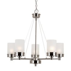 You'll love the Kincer 5-Light Shaded Chandelier at AllModern - With Great Deals on modern Lighting products and Free Shipping on most stuff, even the big stuff.