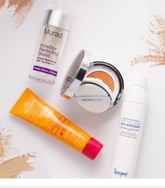 Sunscreen is back with an updated look (and feel! and scent!) just in time for summer. Learn how to have fun with your makeup while staying sun safe -- on The #Sephora Glossy>