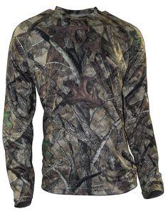 TT461 -  Mesh Long Sleeve Shirt