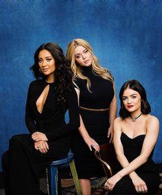 Shay, Sasha, Lucy