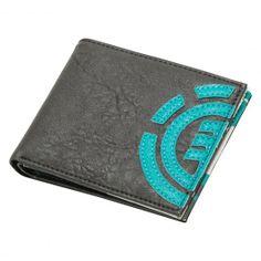 Element Loyalist wallet charcoal grey turquoise portefeuille 30,00 € #element #elementskate #elementskateboard #elementskateboards #elementskateboarding #skate #skateboard #skateboarding #streetshop #skateshop @PLAY Skateshop