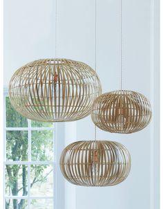 Ceiling Lights, Pendant Lighting & Lamp Shades, Copper, Glass & Enamel