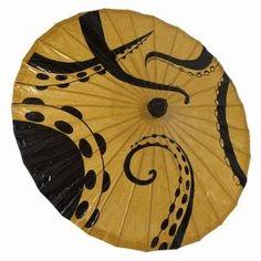 tentacle parasol