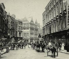 Grafton St 1890's Ireland Pictures, Old Pictures, Old Photos, Dublin Street, Dublin City, Belfast Northern Ireland, Dublin Ireland, Belfast City Centre, Visit Belfast