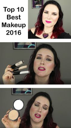 Top 10 Best Makeup Products of 2016 - Courtney shares the best beauty and makeup products to launch in 2016. Some of her picks may surprise you!