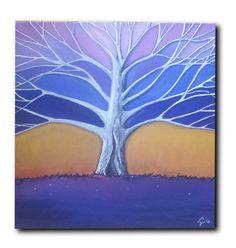 albero viola