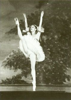 Maria Kochetkova. San Fransisco Ballet