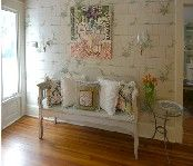 victorian cottage entery  | ... ome S tyle Select Sites & Design Examples - Cottage Chic Add your Site