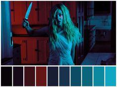 The Neon Demon (2016) Director: Nicolas Winding Refn DP: Natasha Braier Production Design: Elliott Hostetter