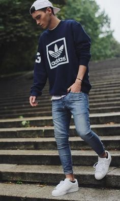 #MensFashion #Adidas