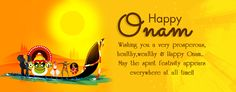 May this be a Onam with happiness and prosperity.Let this be celebrated by every Malayali, whoever and where ever they may be. Happy Onam, Festival Image, Happy Wishes, Happiness, Spirit, Bonheur, Being Happy, Happy
