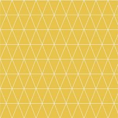 Find Superfresco Easy Triangolin Mustard Wallpaper at Homebase. Visit your local store for the widest range of paint & decorating products. Mustard Wallpaper, Yellow Dining Room, Geometric Wallpaper, Past, Print Patterns, New Homes, Prints, Interior Design, Bedroom