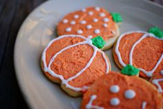 It's not officially Fall until the 23rd of September, but the nights are cooler, and I can feel that Fall is in the air. Last night, I had a huge craving for something sweet. I decided to make my favorite sugar cookie recipe and make them in the shape of pumpkins. I've tried quite a …