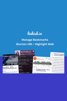 Hey everyone. As a product owner managing every part of the product, our team was drowning in bookmark links for design, development, marketing etc. I personally have 2000 links. When existing bookmark managers didn't work for us, we built one linkish . As we are live on ProductHunt today so upvotes are very much appreciated. It's free to use so do give it a try. Bookmark Manager, Moves Like Jagger, Video Card, I Feel Good, Design Development, Bookmarks, Stuff To Do, Audio, Management