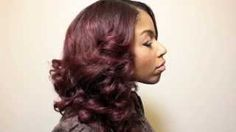 How To: Roll Natural Hair With Perm Rods http://naturallymoi.com/category/beauty/