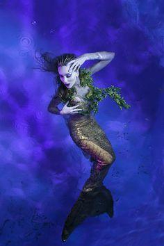La sirène bleue