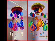#diy Art and #craft #tutorial : DIY Wind Chime Part 1 of 4/ #howto make Wind Chime Part 1 of 4 - YouTube