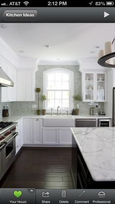 New idea for my kitchen !!