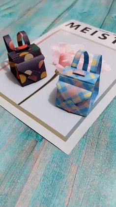 Fashion Mini Backpack -DIY Fashion Mini Backpack - Amazing Paper Craft Ideas You Should Learn - - Handmade Paper Crafts, Origami Bags for Begin / DIY origami box Diy home crafts baby boy hair cutting styles - Baby Hair Style Making pom poms is. Diy Crafts Hacks, Diy Crafts For Gifts, Diy Home Crafts, Diy Arts And Crafts, Diy Crafts Videos, Creative Crafts, Fun Crafts, Crafts For Kids, Diy Videos