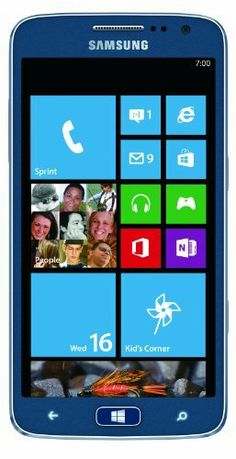Samsung ATIV S Neo, Royal Blue 16GB (Sprint) by Samsung, http://www.amazon.com/dp/B00ELUTN8U/ref=cm_sw_r_pi_dp_FL-vtb0E3YW5B Don't want to stop using Android, but I'm interested in a backup phone as an excuse to play with Windows Phone 8.1