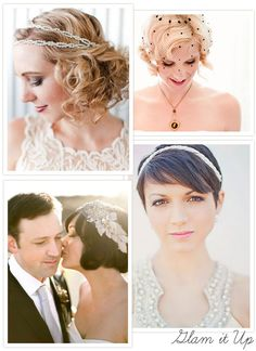 Short-Hair-Brides---Accessories