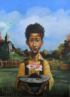 African american black art artworks frank morrison 16 ideas for 2019 Black Art Painting, Black Artwork, Music Painting, African American Artwork, African Art, Frank Morrison Art, Harlem Renaissance Artists, Afro Art, Black Artists
