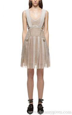 2017 Self Portrait Avery Mini Dress Mini Shorts 2293f0ed409b