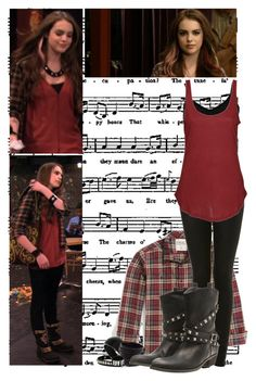 A fashion look from August 2011 featuring red top, cami tank and skinny jeans. Browse and shop related looks. Kpop Fashion Outfits, Fashion Tv, Edgy Outfits, Mode Outfits, Grunge Outfits, Grunge Fashion, Fashion Ideas, Jade West Style, Badass Style